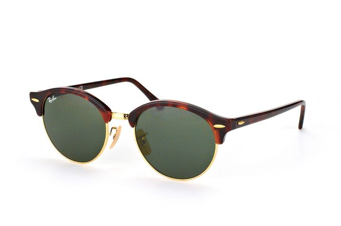 RAY-BAN CLUBROUND RB4246 990 51
