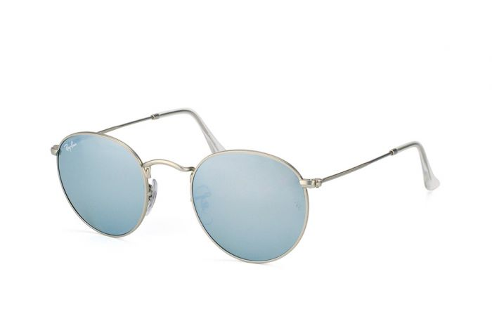 RAY-BAN ROUND METAL RB3447 019/30 53