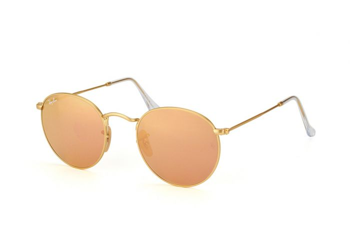 RAY-BAN ROUND METAL RB3447 112/Z2 53
