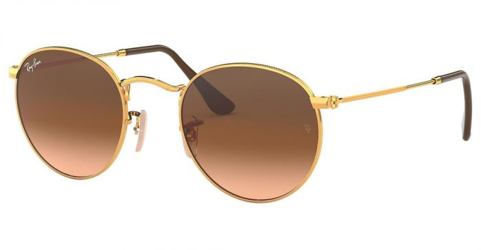 RAY-BAN RB3447 9001A5 50 ROUND METAL